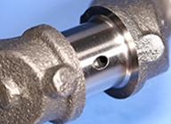 Crankshaft Oil Hole Drilling